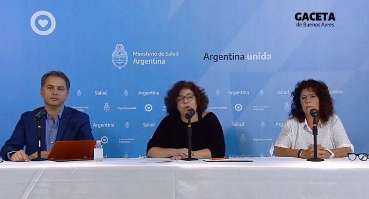 Carla vizotti salud - Gaceta de Buenos aires
