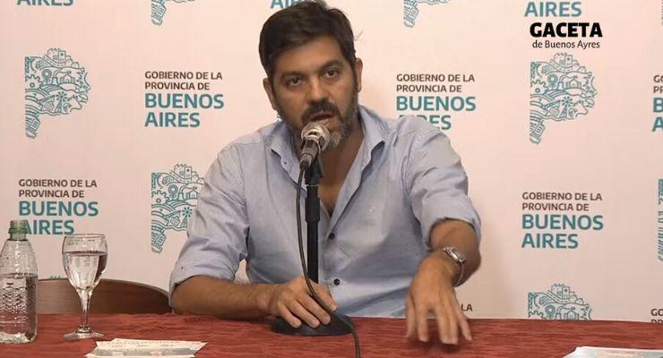 Carlos Bianco -Gaceta de Buenos Ayres